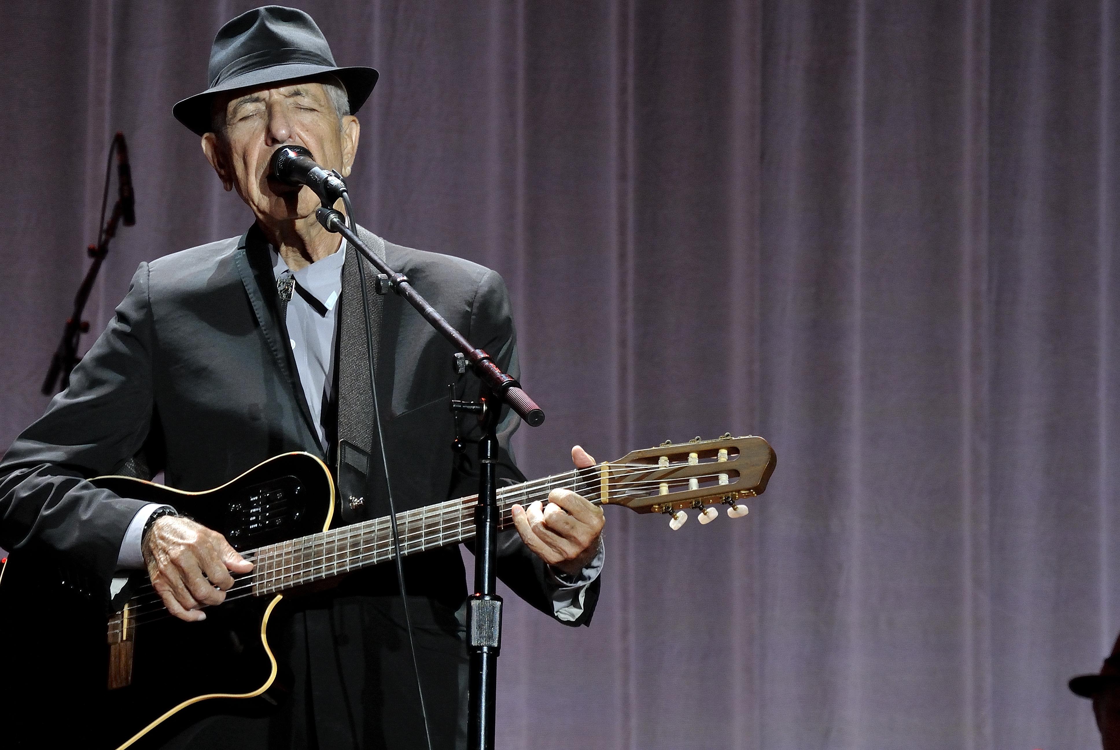 Leonard Cohen (foto)