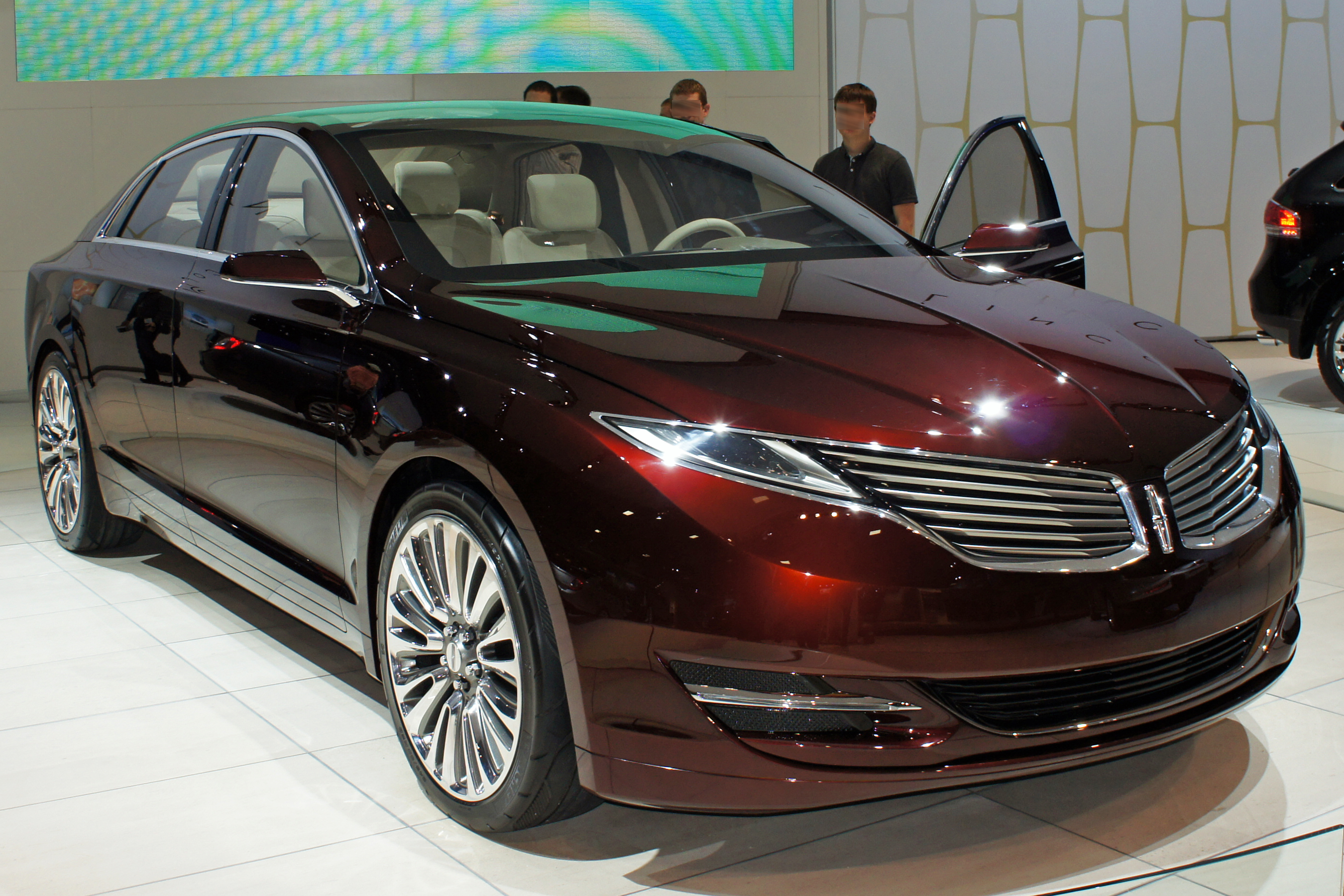 file lincoln mkz concept was 2012 0512 jpg wikimedia commons. Black Bedroom Furniture Sets. Home Design Ideas