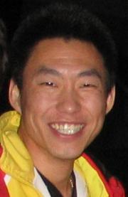 Liu Rui Chinese curler
