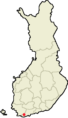 Location of Pohja in Finland.png
