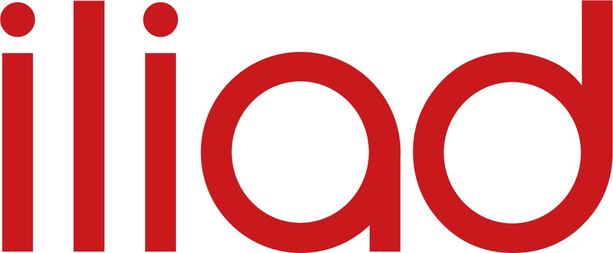 Risultati immagini per iliad logo