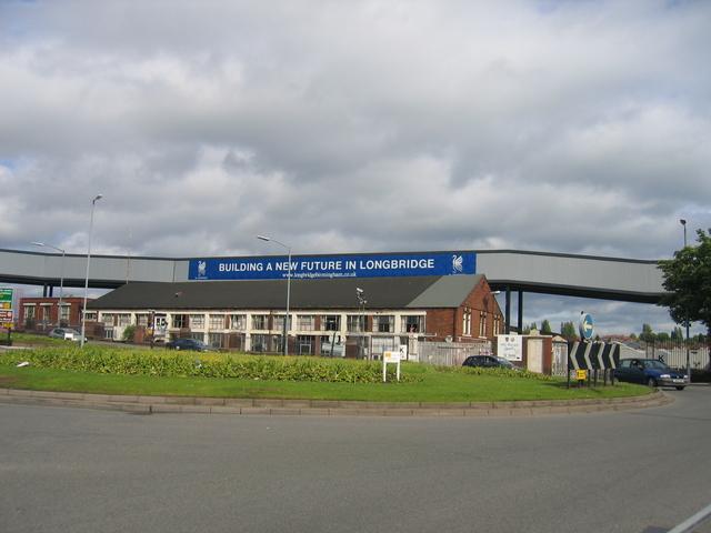 Longbridge plant - Wikipedia