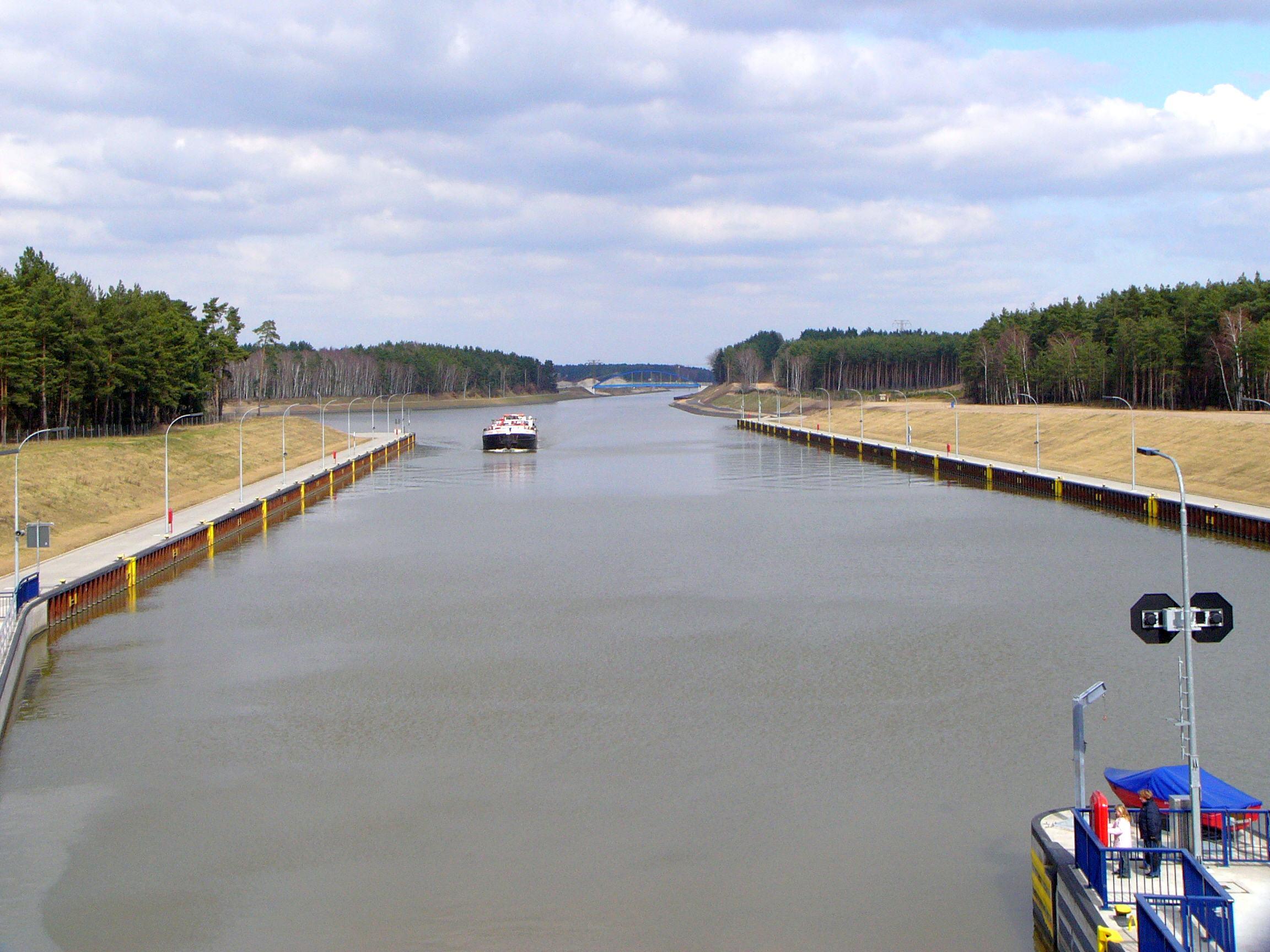 Mittellandkanal - Quelle: WikiCommons