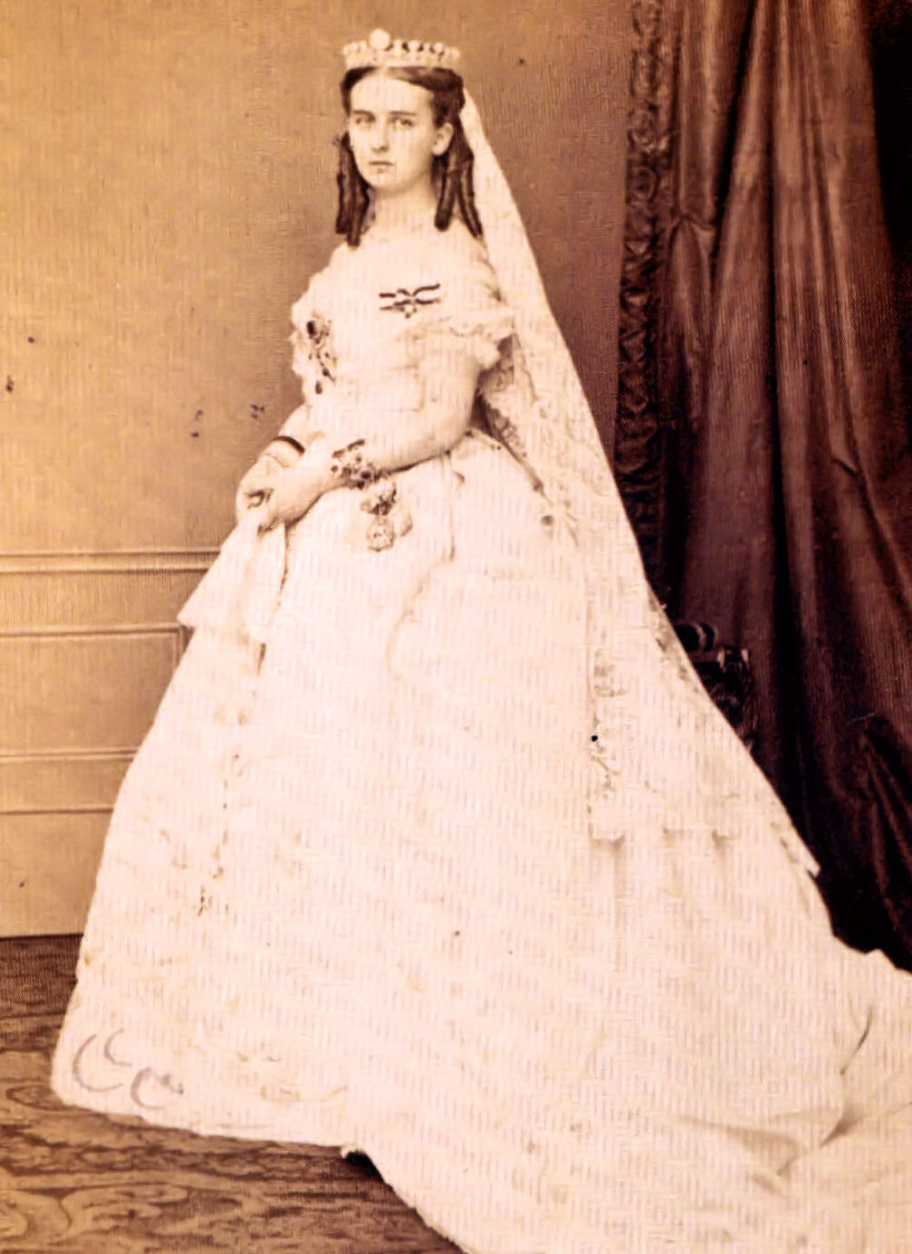 Princess Marie of Hohenzollern-Sigmaringen