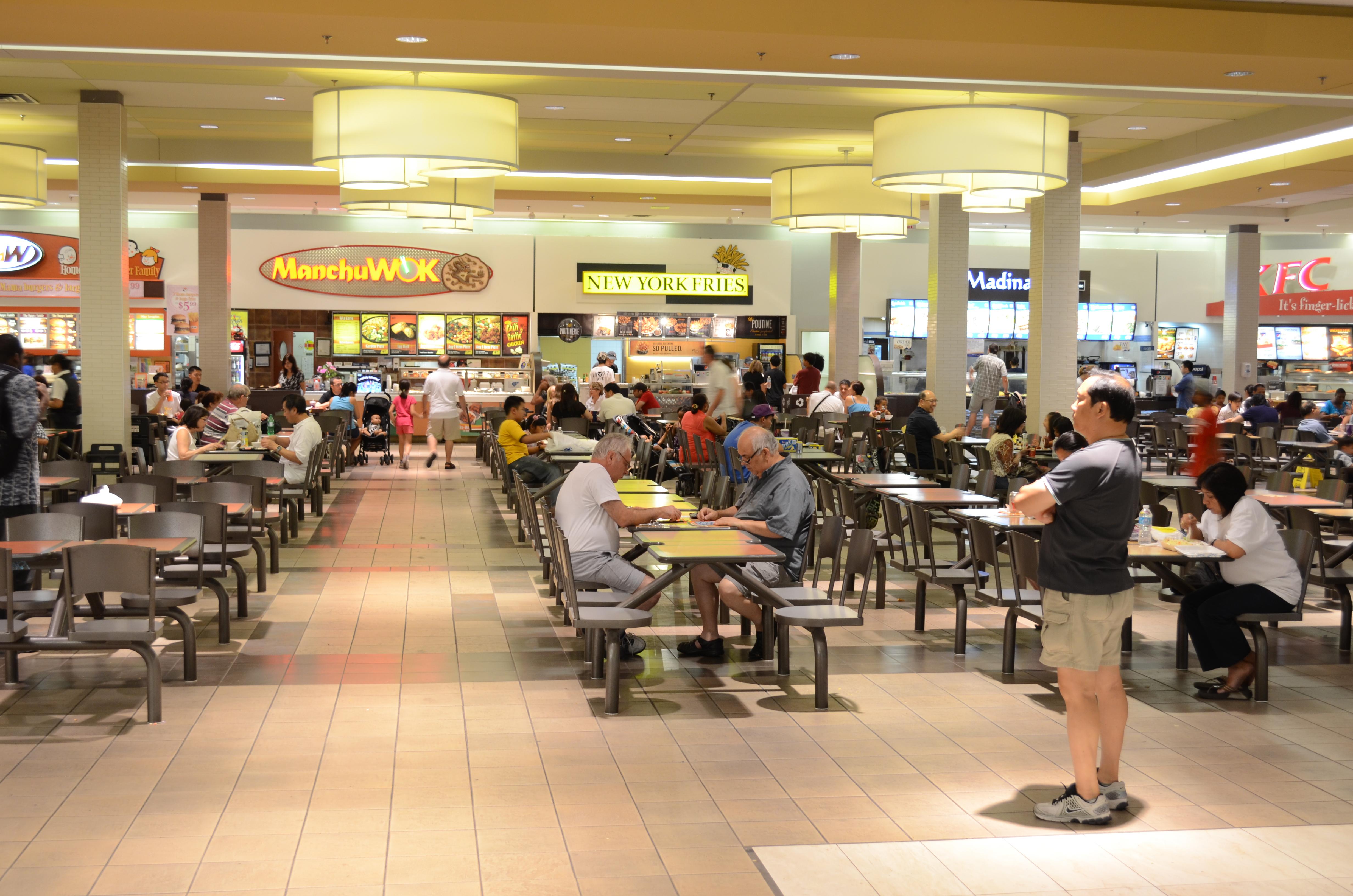 Toronto Path Food Courts