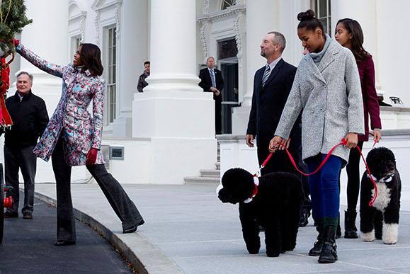 Sasha And Malia Rooms In The White House