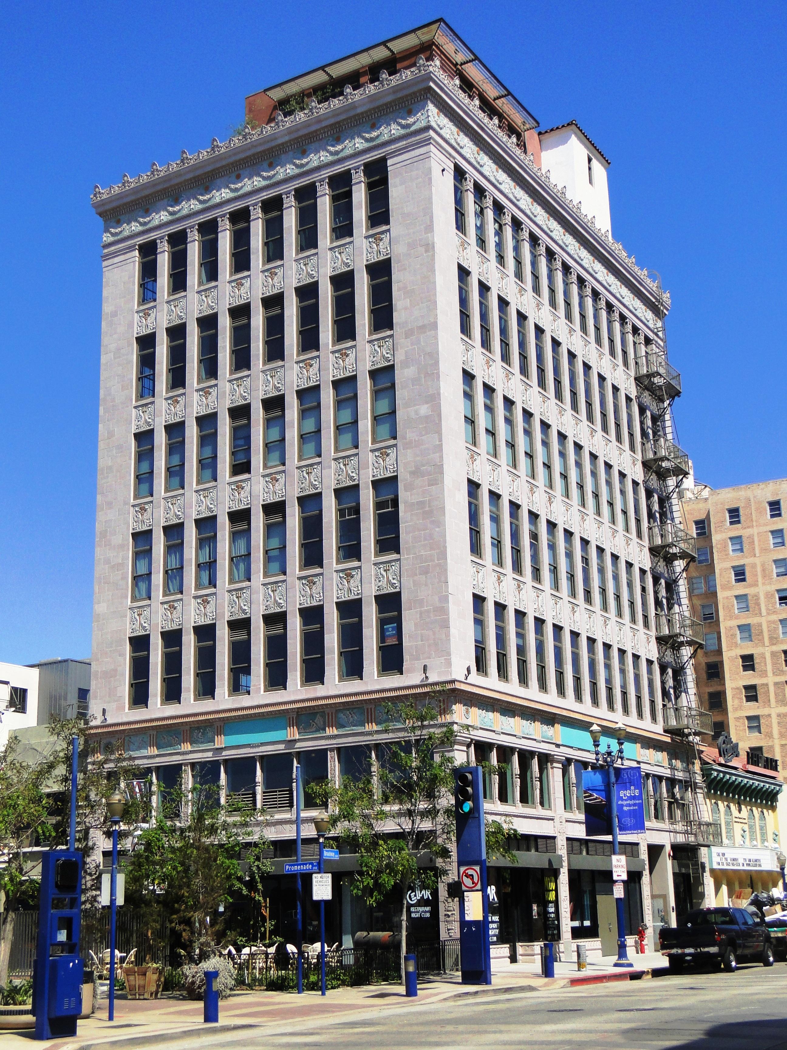 Insurance Exchange Building
