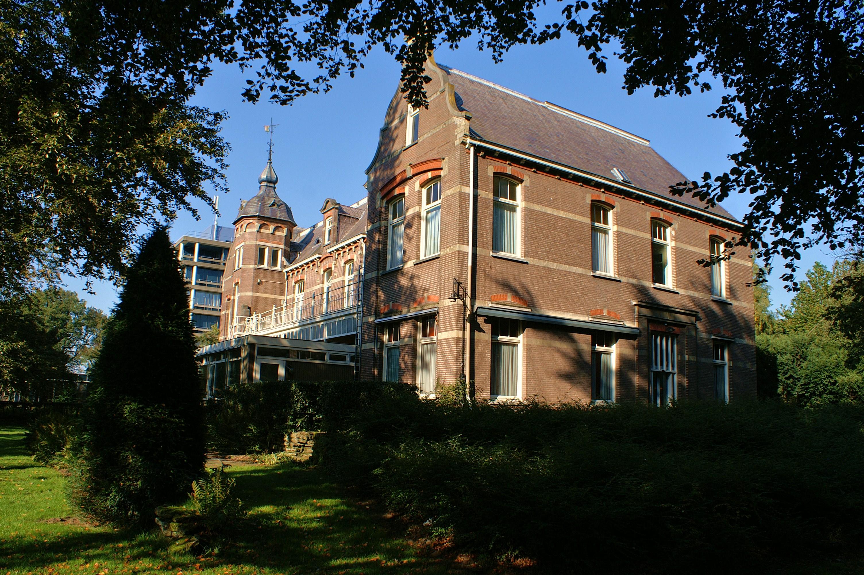 Coudewater Villa Later Genoemd Paviljoen Milla De