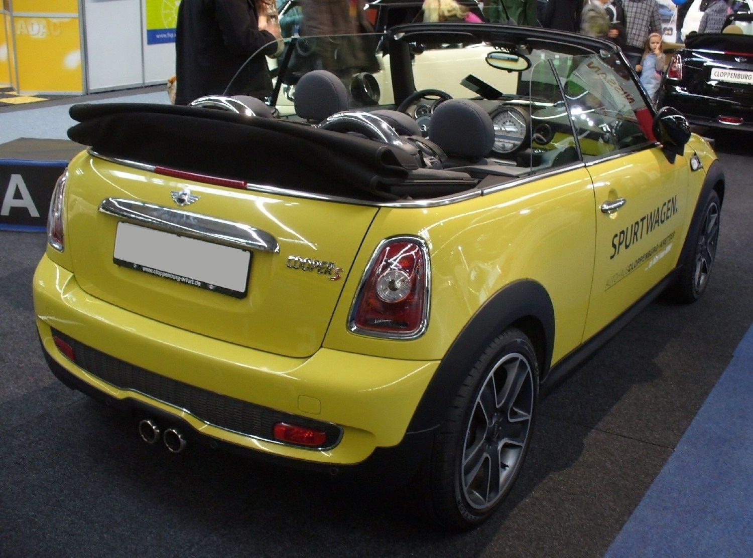 2010 mini cooper s cabrio related infomation specifications weili automotive network. Black Bedroom Furniture Sets. Home Design Ideas