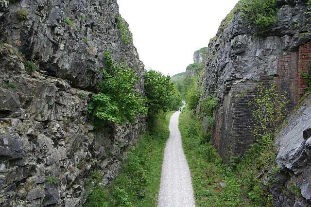 Monsal Trail - geograph.org.uk - 1247324