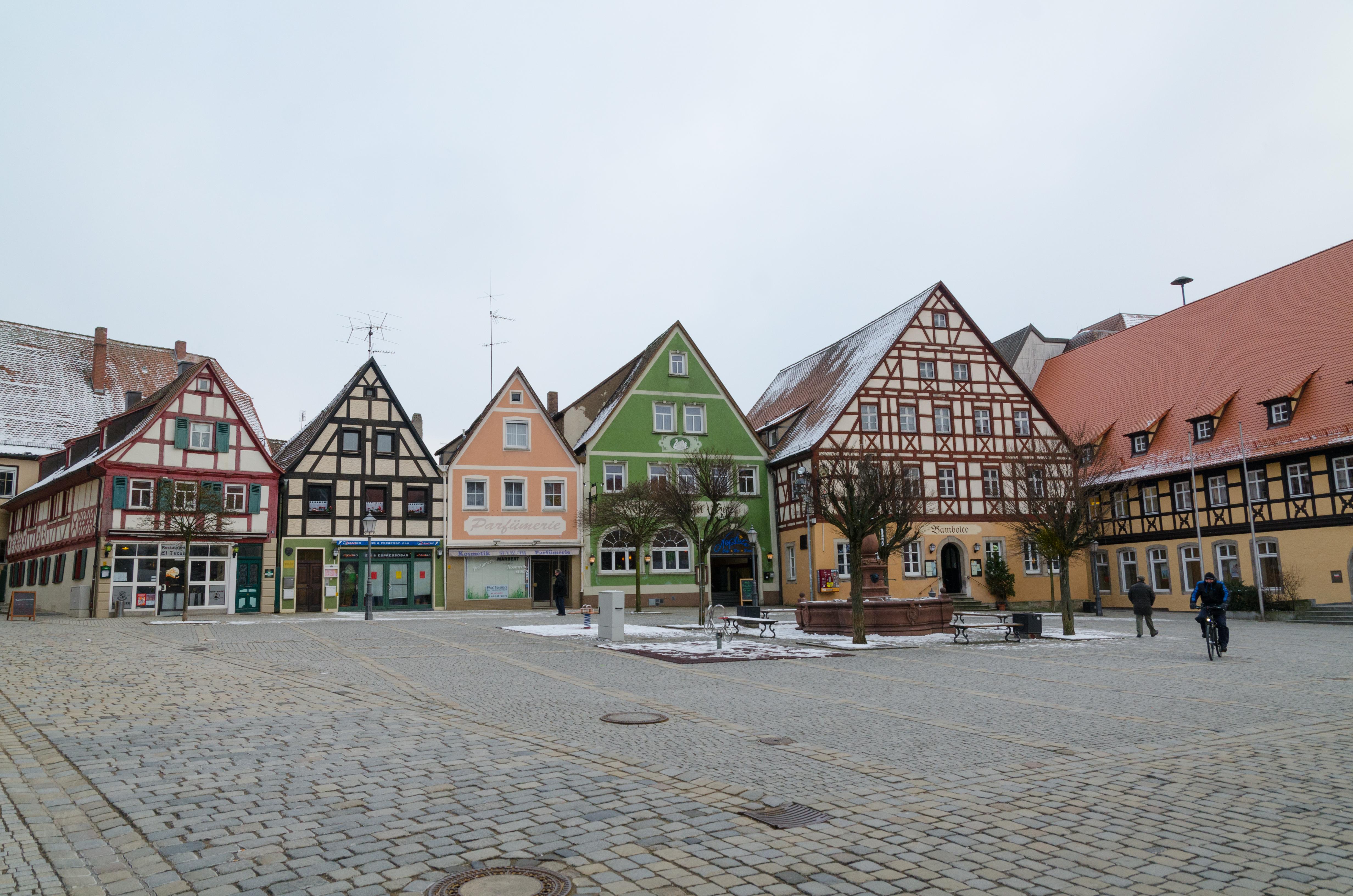 Bekjente Neustadt Aisch