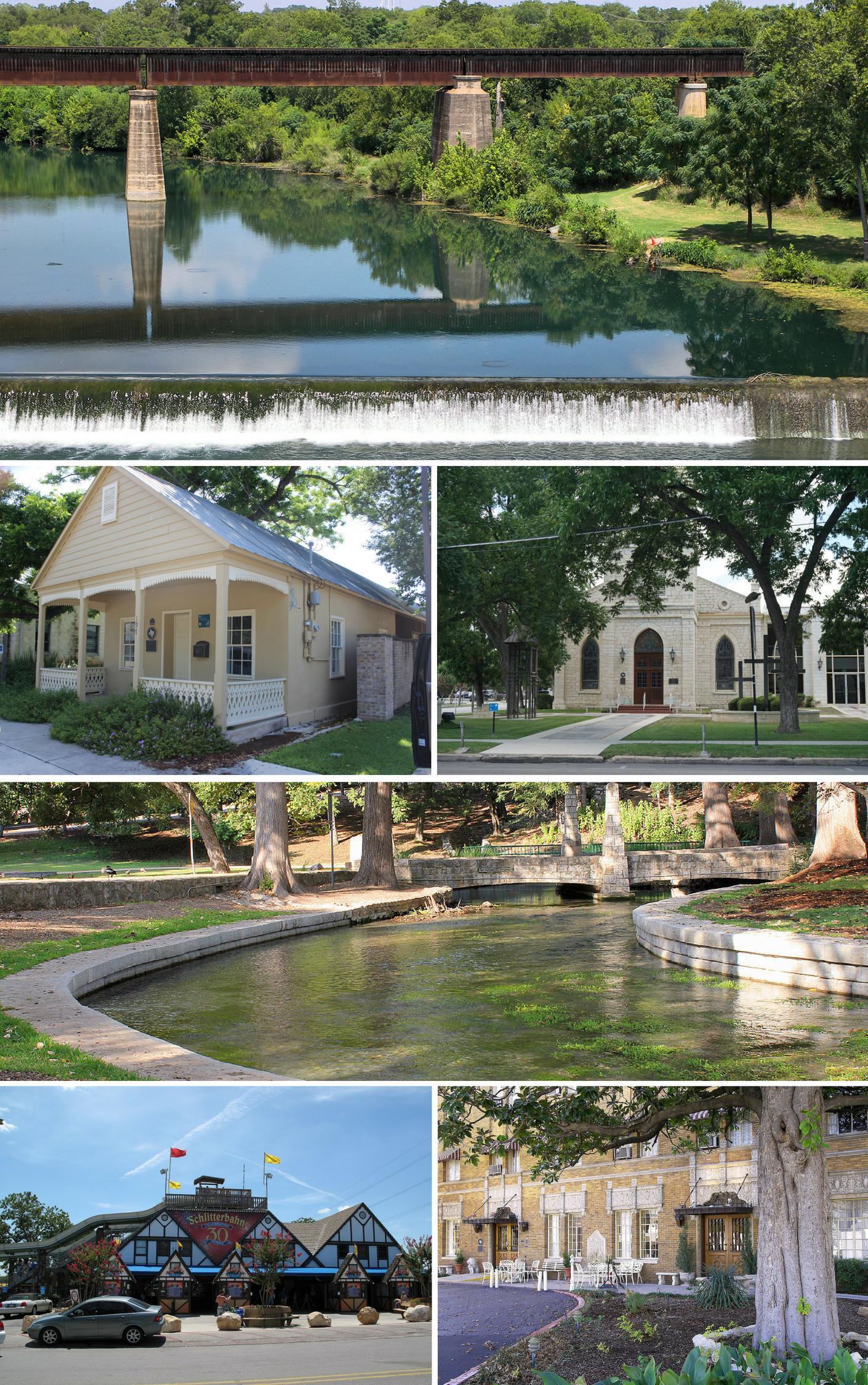 New Braunfels, Texas - Wikipedia