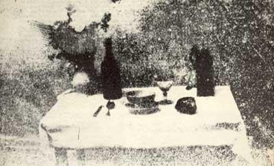 Niepce table