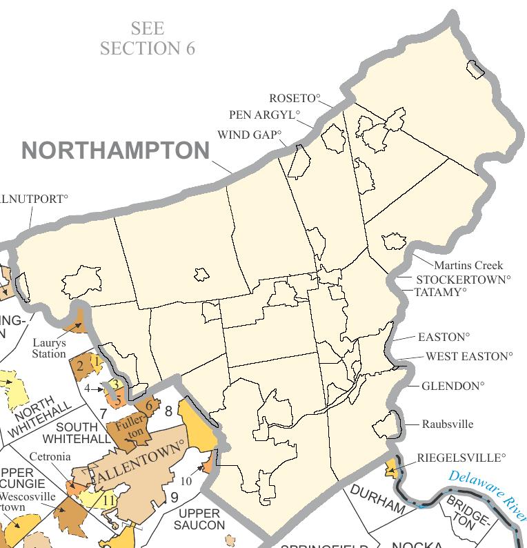 Northampton county - Blank.png