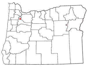 Loko di Woodburn, Oregon