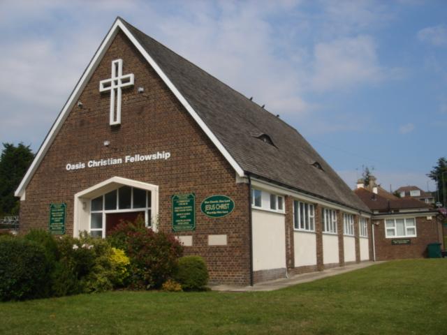 File:Oasis Christian Fellowship Church, Hangleton 01.JPG ... Oasis Logo