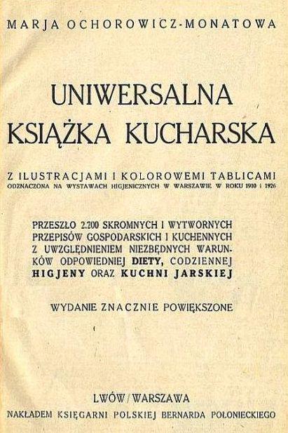 Książka Kucharska Wikipedia Wolna Encyklopedia