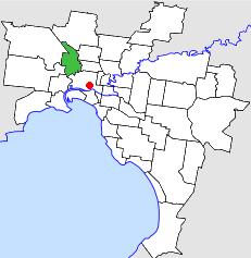 City of Essendon Local government area in Victoria, Australia