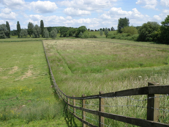 Ouse Valley, Stevington - geograph.org.uk - 1355769