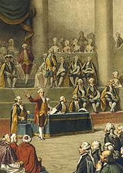I rappresentanti degli Stati Generali