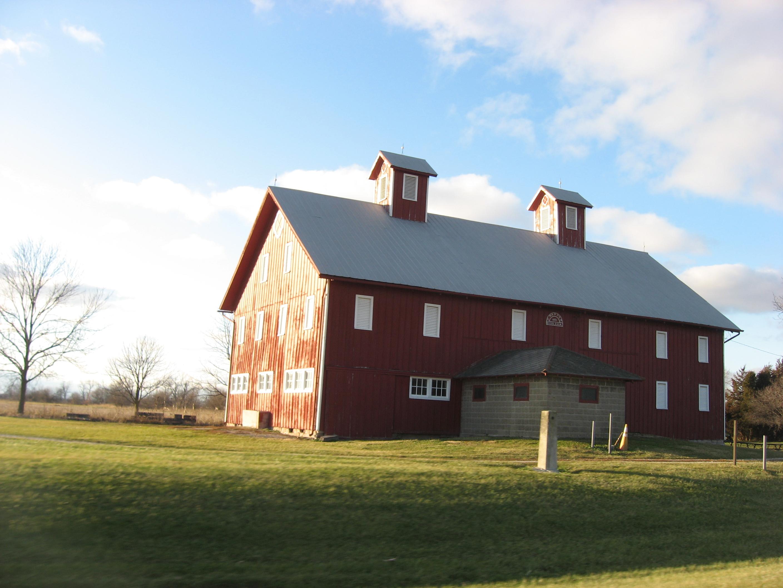 File Overmyer Waggoner Roush Farm barn Wikimedia mons