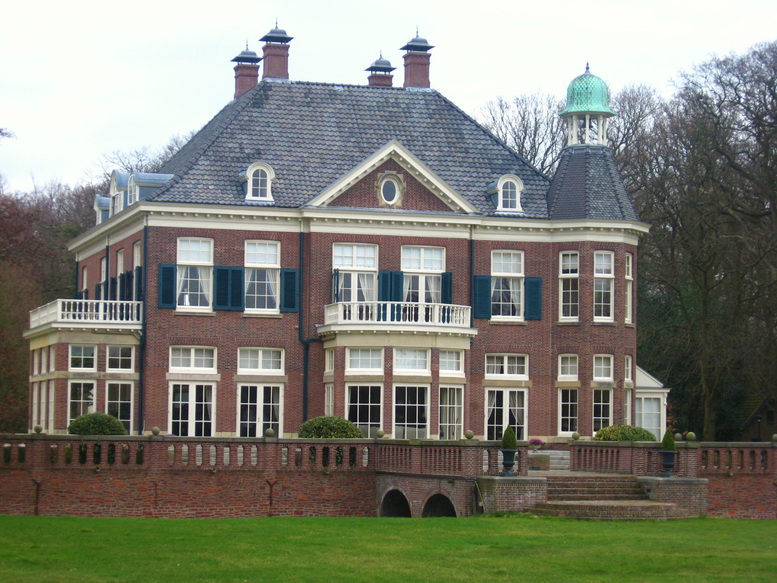 Villa ruys in wassenaar monument - Huis van de cabriolet ...