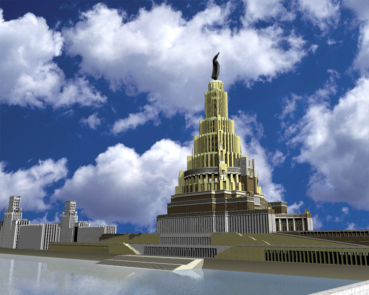 File:Palace_Of_Soviets_4 on 3d Design Free Source