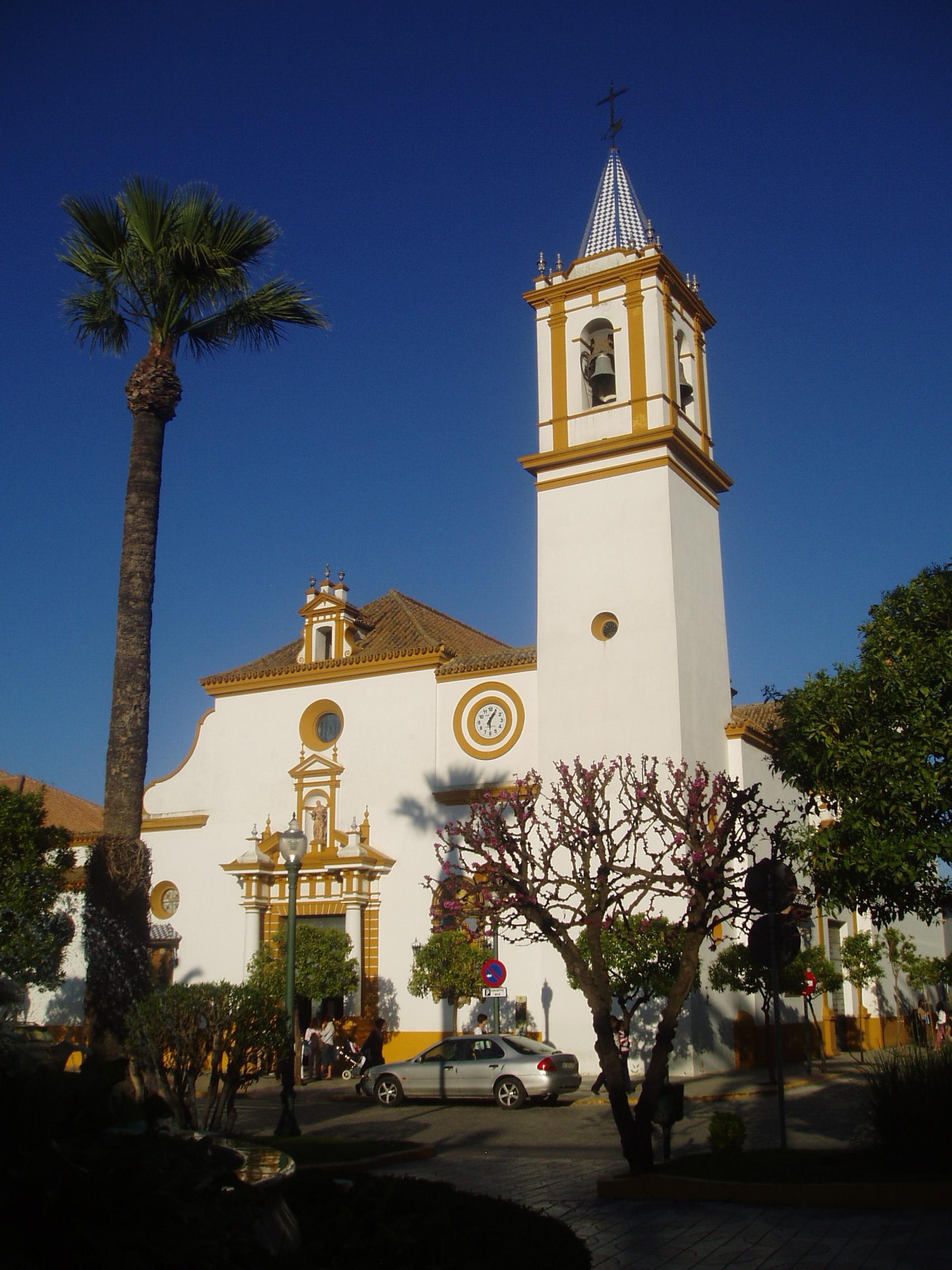 File parroquia dos hermanas d a jpg wikimedia commons - Lamparas dos hermanas ...