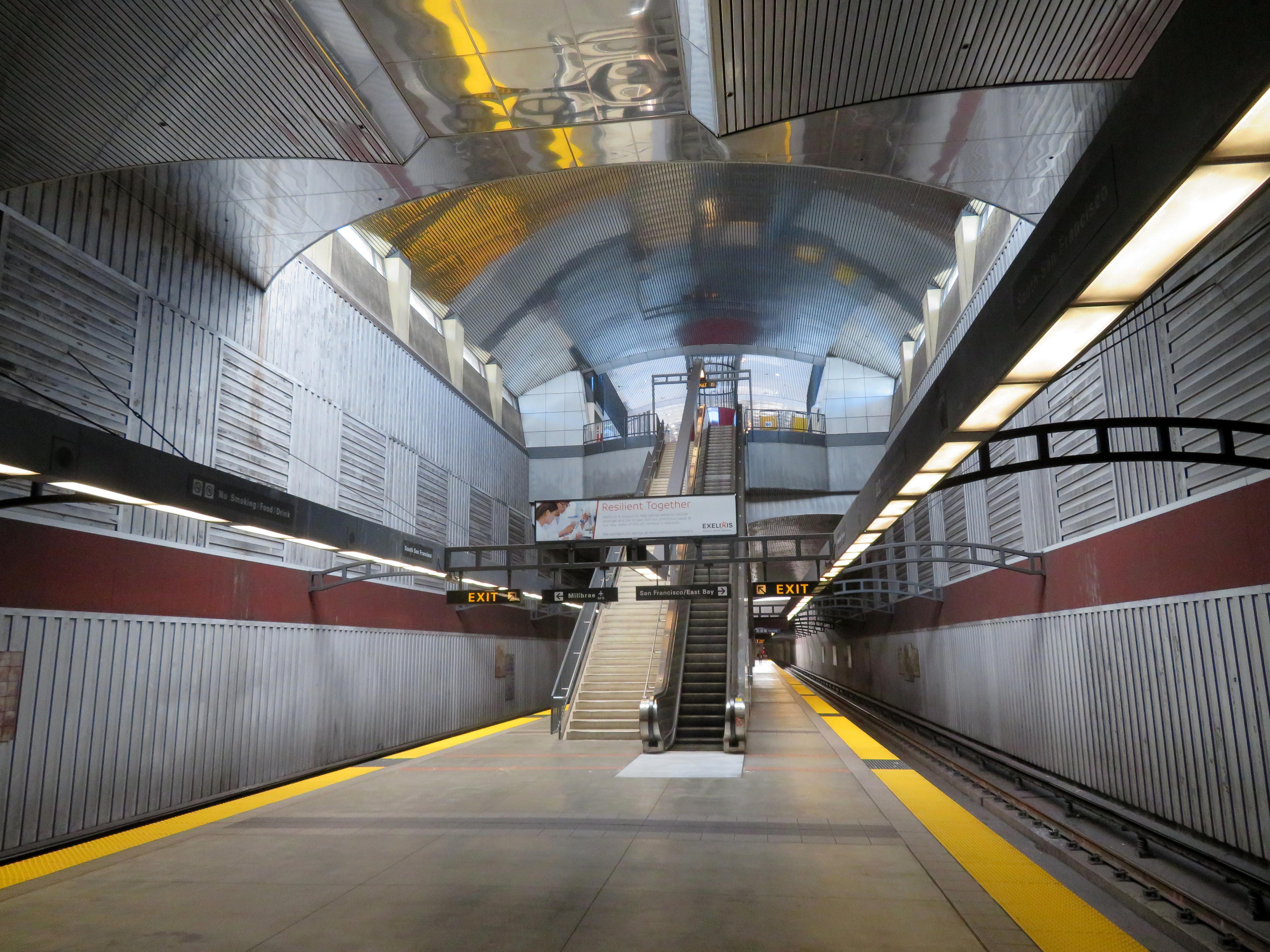 South San Francisco station (BART) - Wikipedia