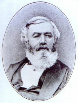 Portrait of henry bolckow 1806 1878