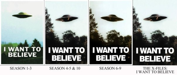 fileposters quoti want to believequot from xfiles seriesjpg