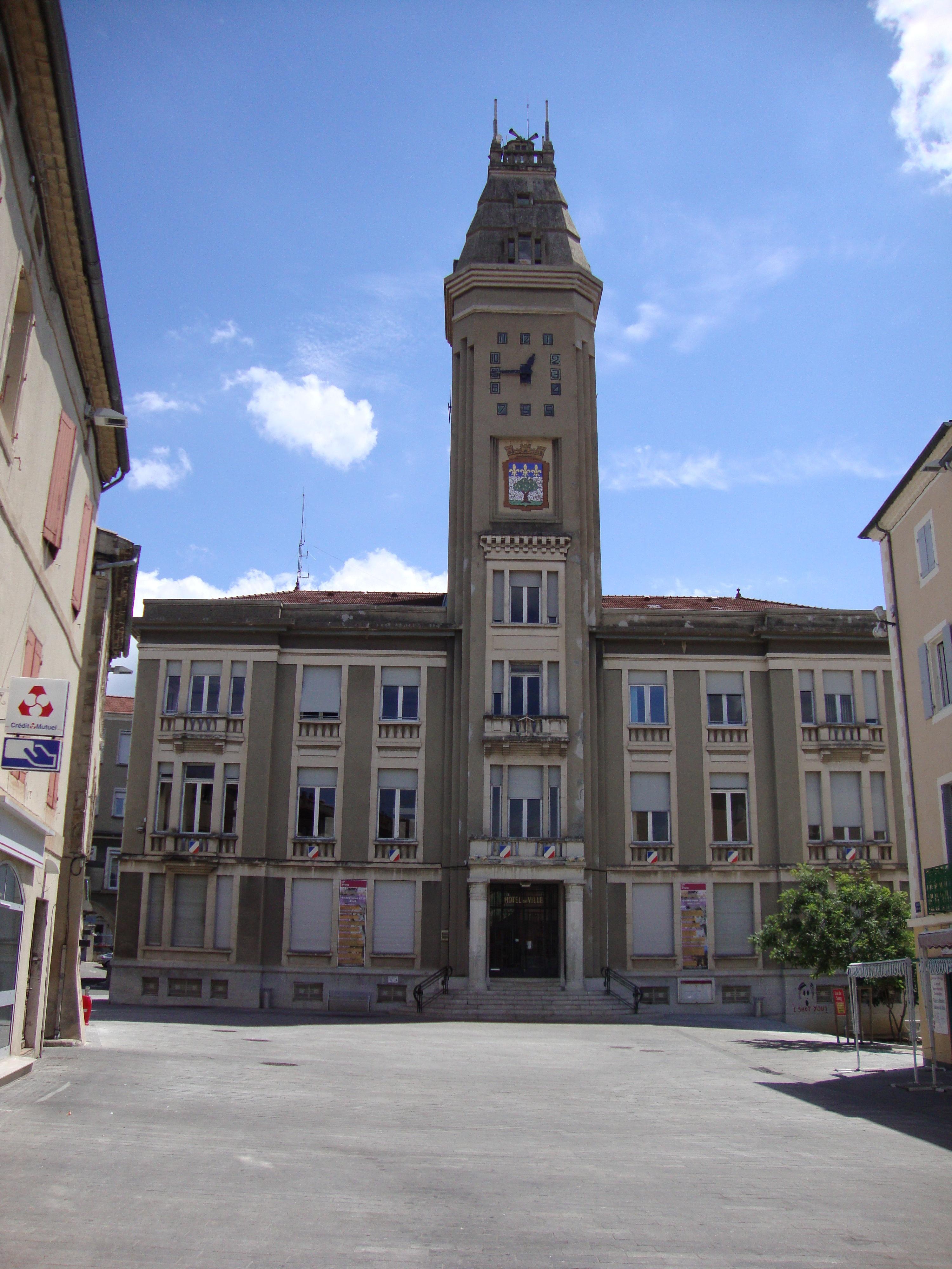 Centre Ville De Sainte