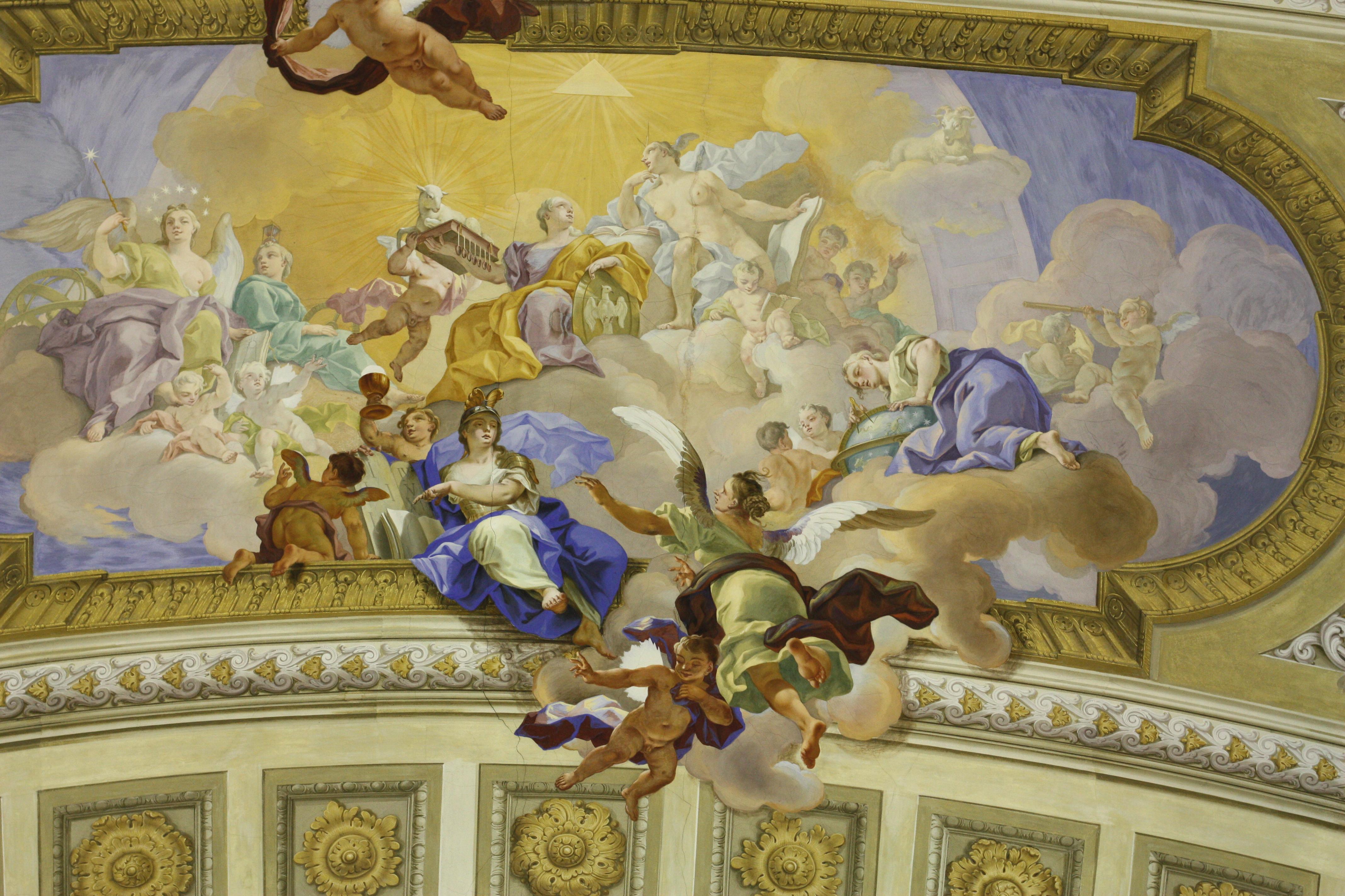 Imagini pentru prunksaal nationalbibliothek vienna