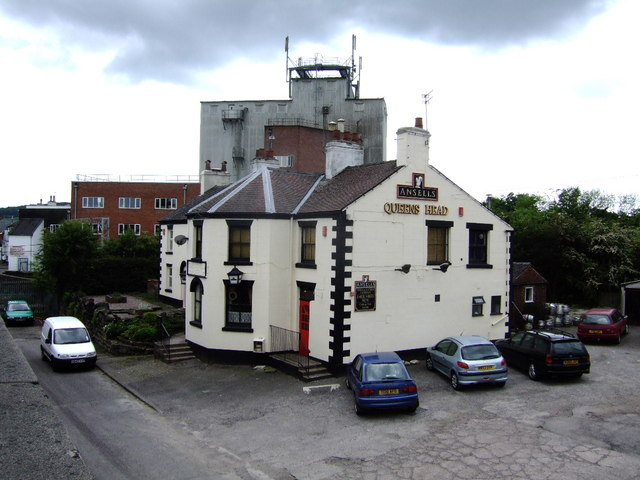 Queens Head, Congleton - geograph.org.uk - 465323