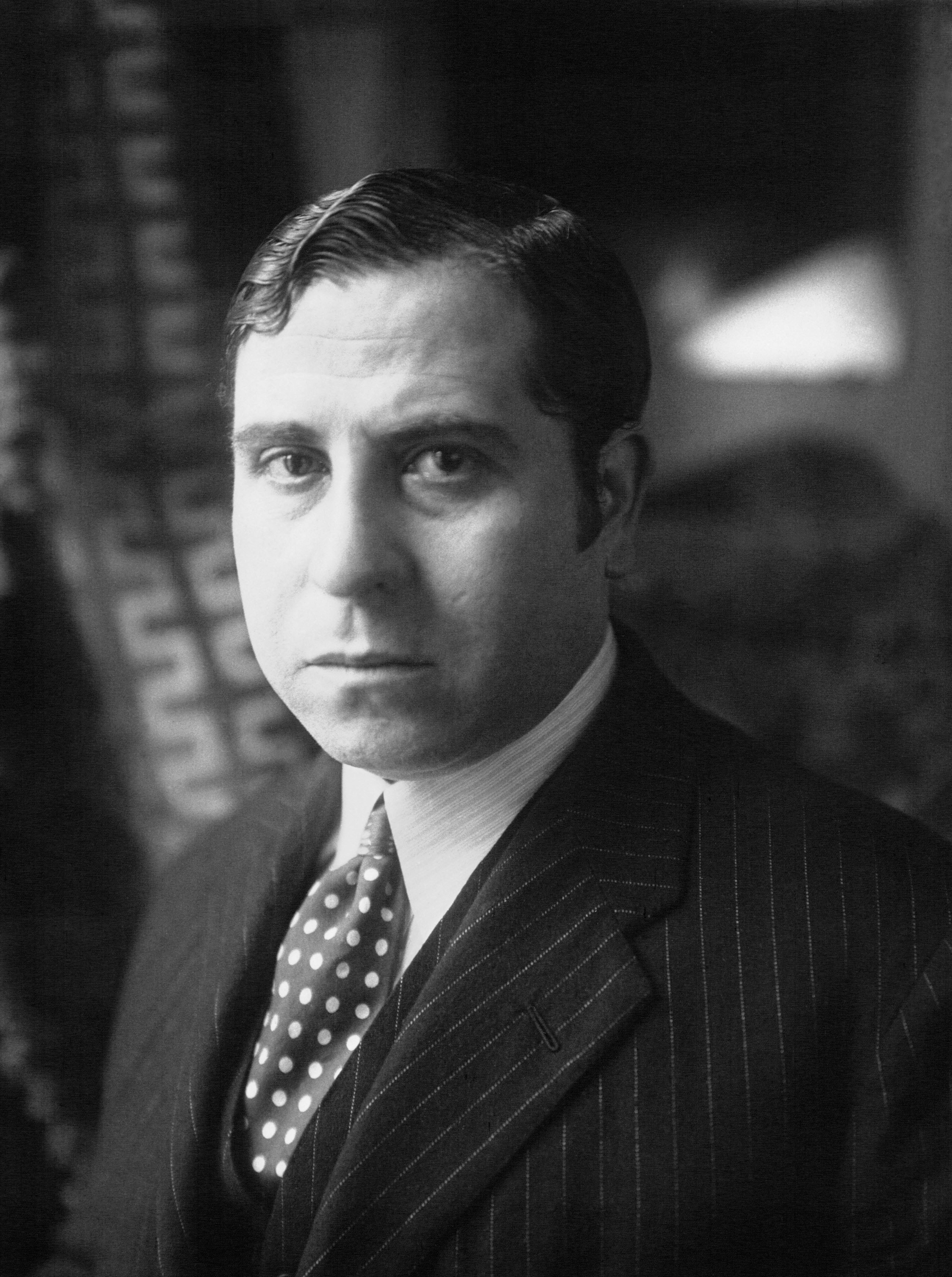 Ramón Gómez de la Serna, ca 1928