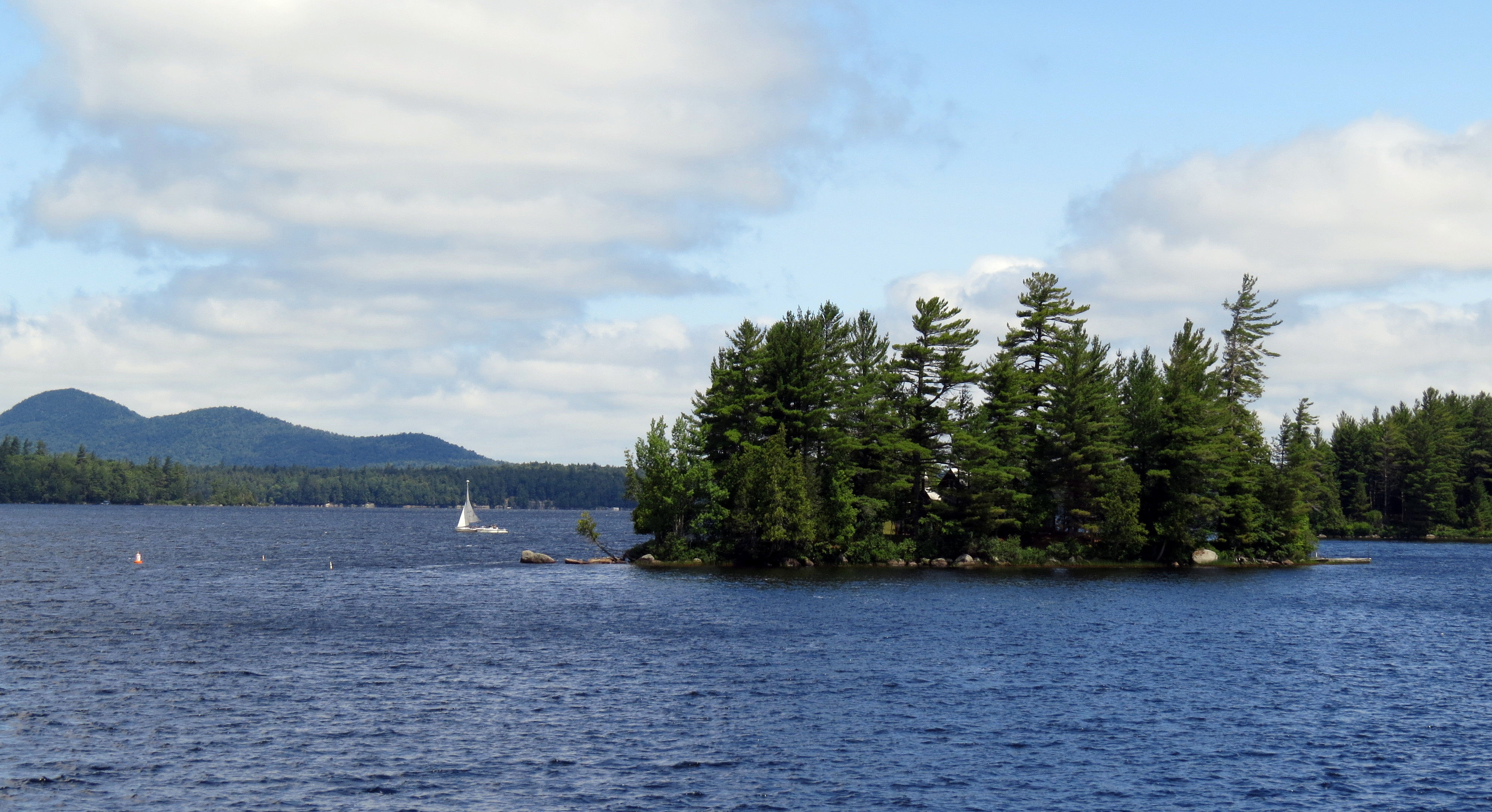 Pictures Of Strawberry Island Raquette Lake Ny