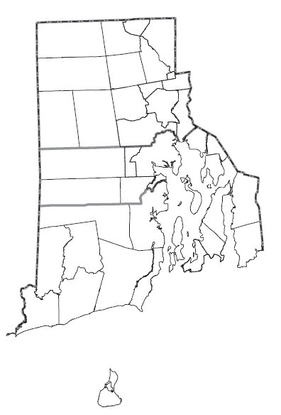 Map Of Rhode Island Natural Resources