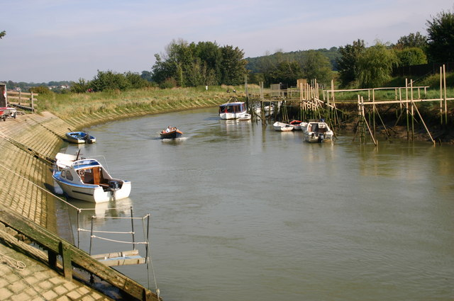 River Arun - geograph.org.uk - 721207