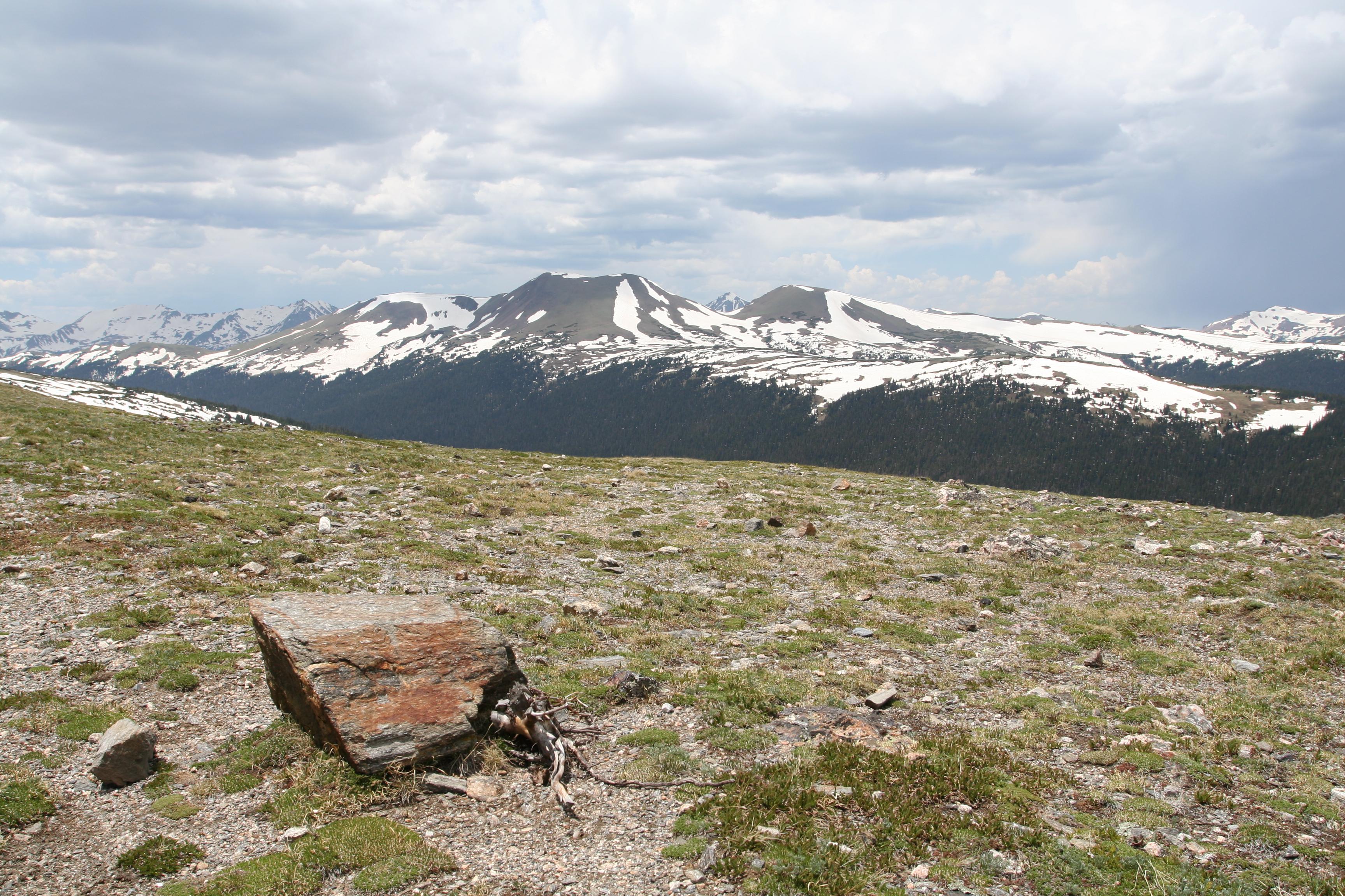 Colorado Rocky Mountain Bike Tour June