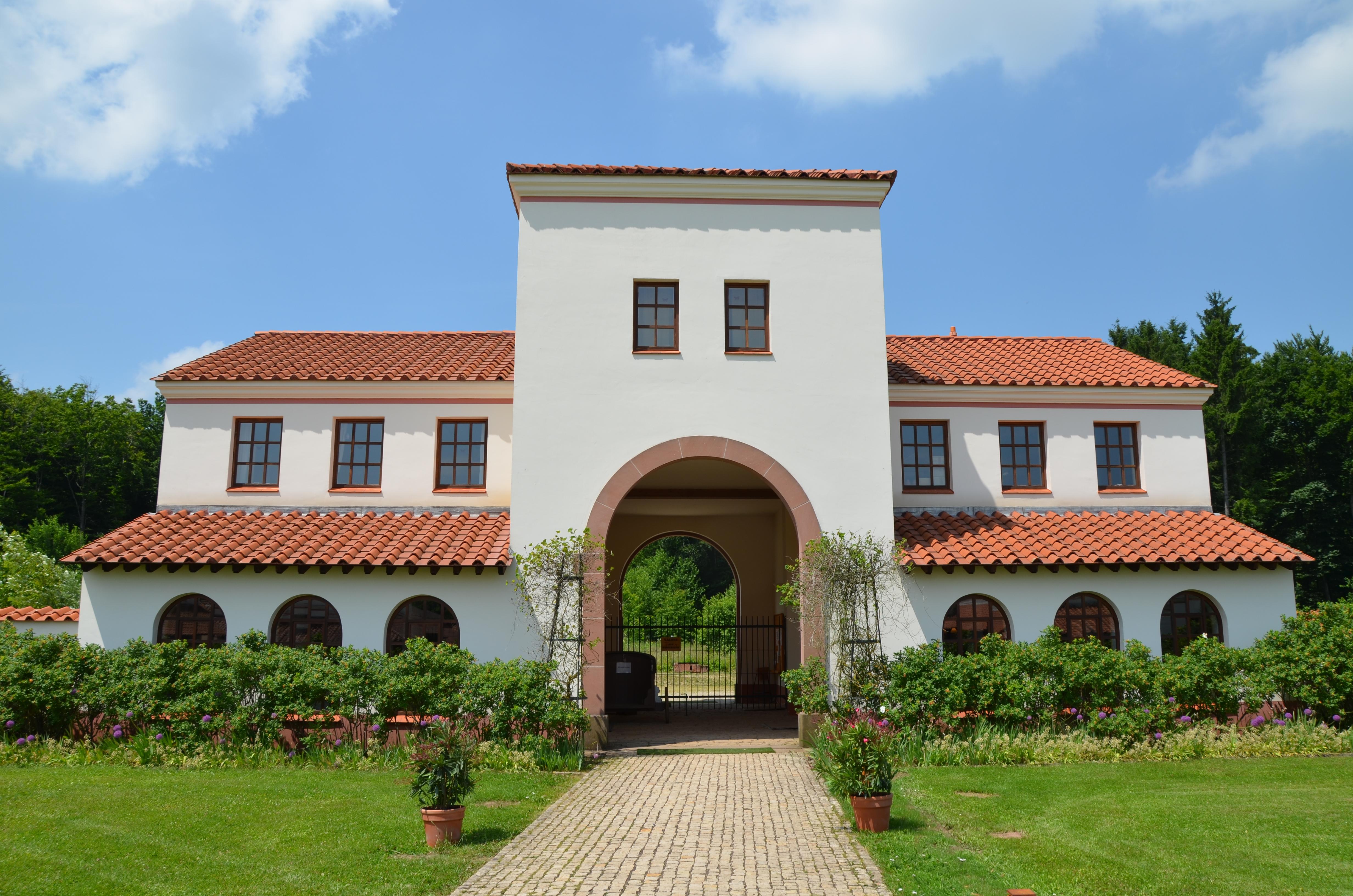 Houses For Rent File Roman Villa Borg Germany 9291241479 Jpg