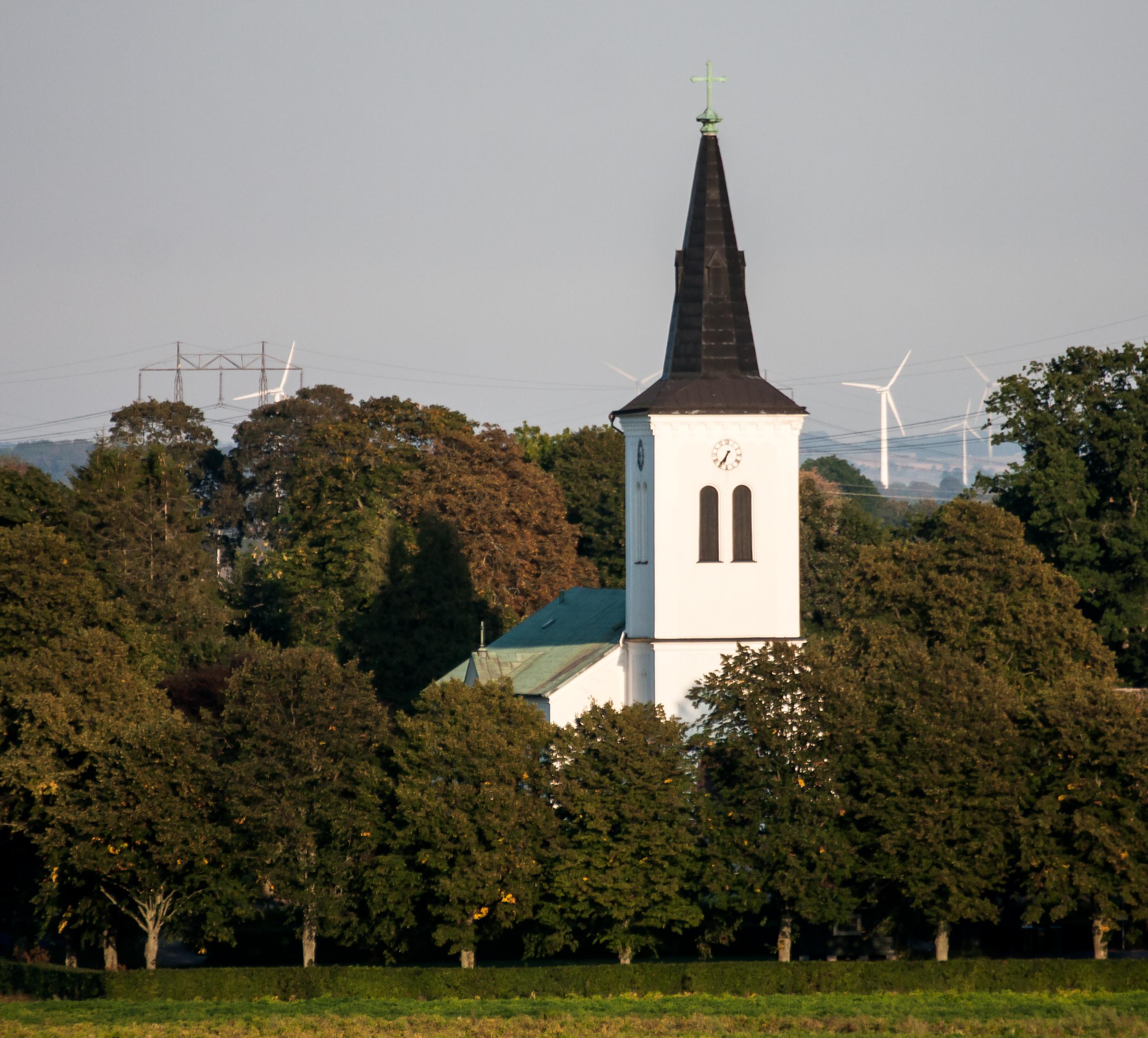 Södervidinge kyrka