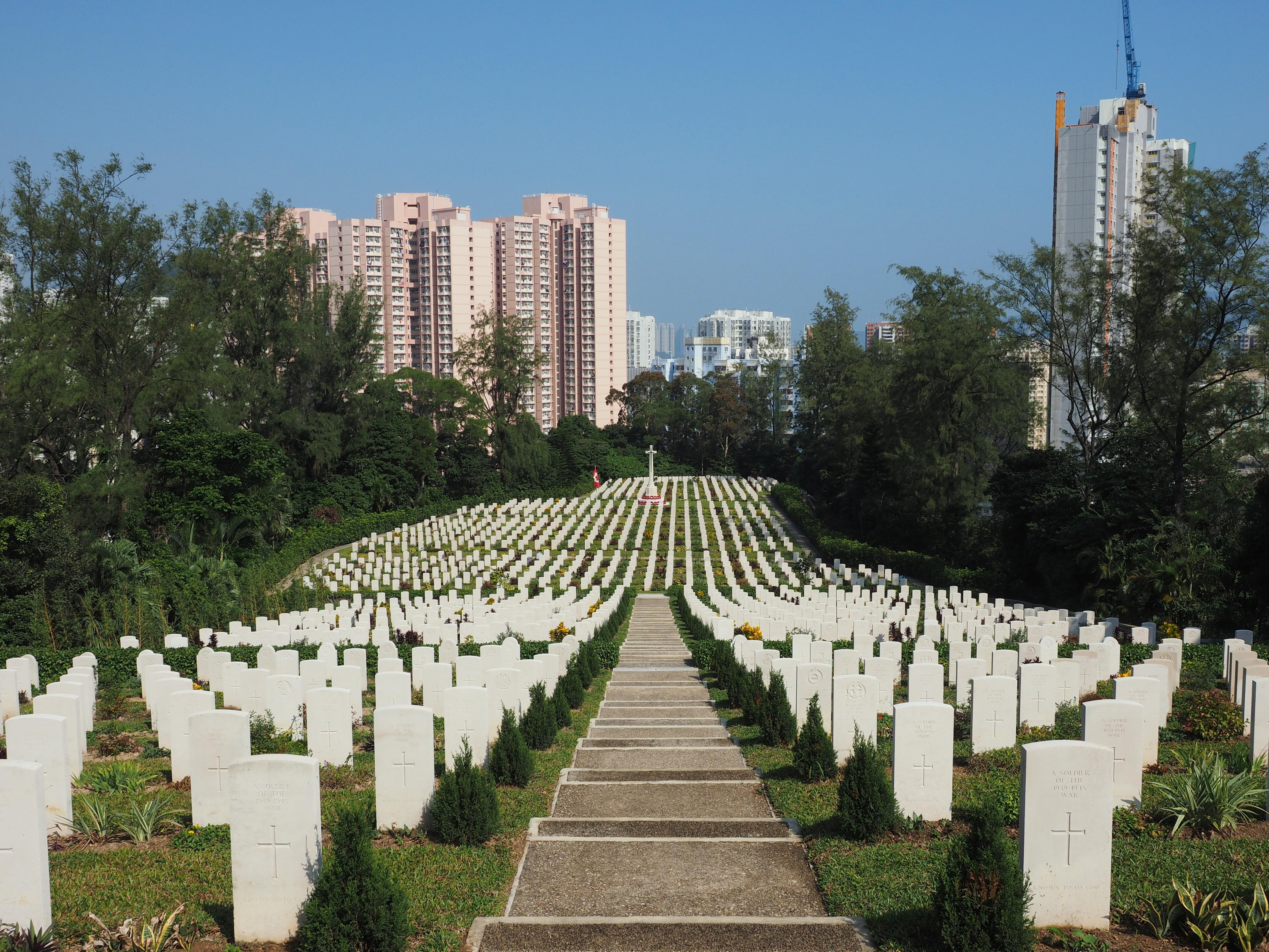 Sai Wan War Cemetery Wikipedia