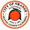 Official seal of Orange, California