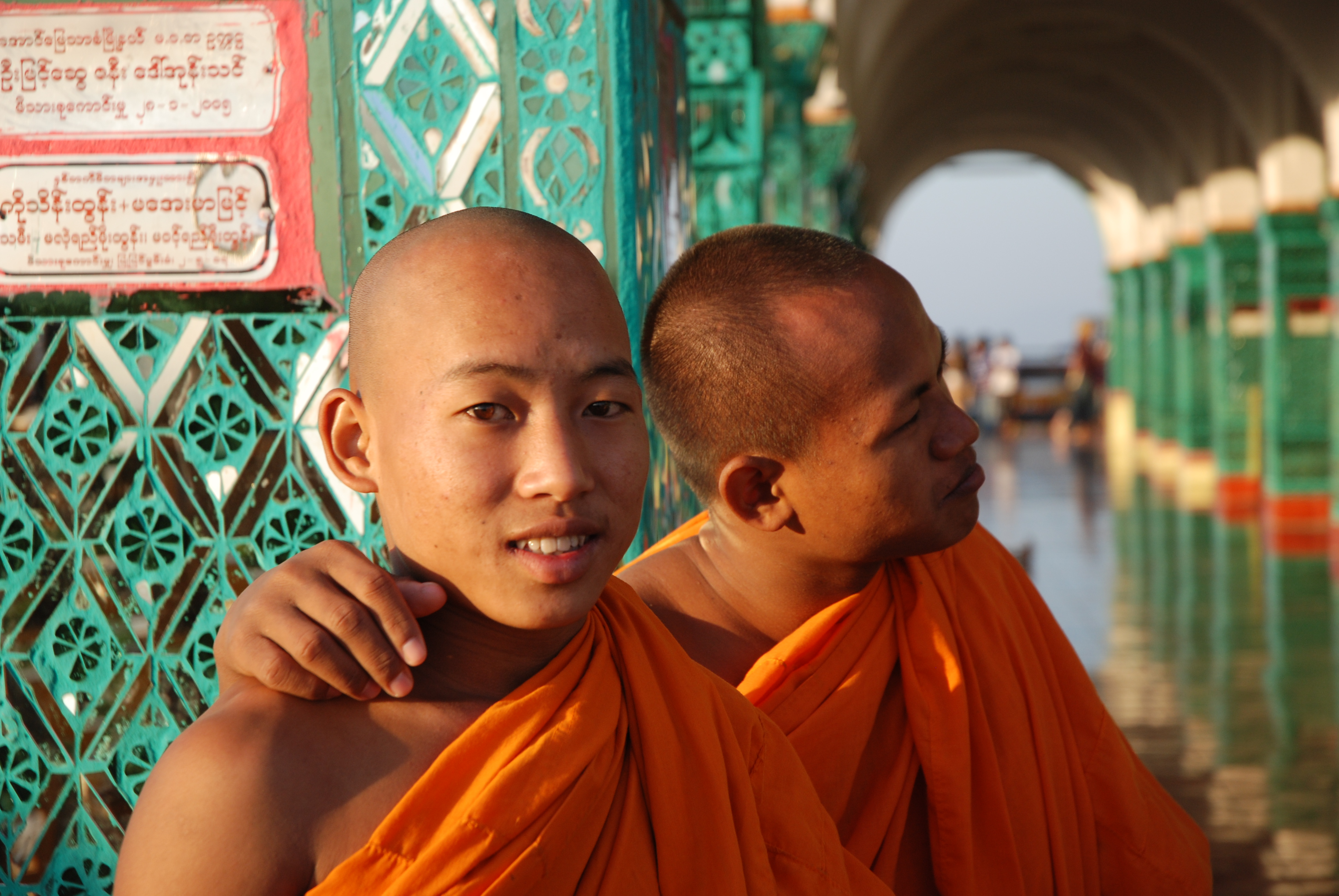 homosexual monks