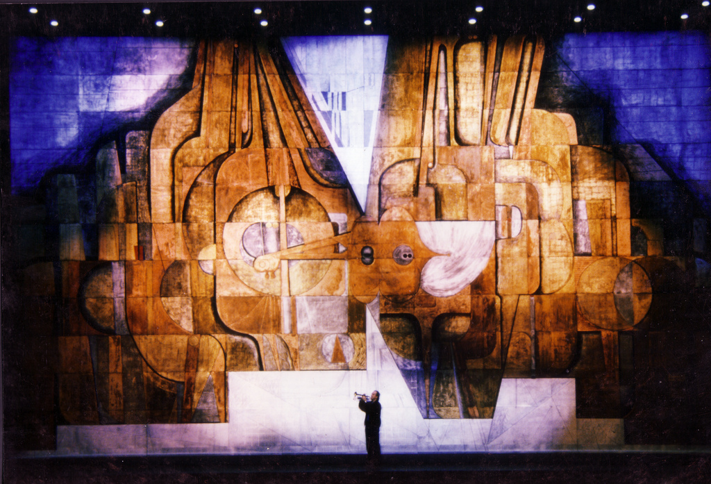 Spectacle du Teatro Carlo Felice à Gènes - Photo d'Archivio Ceccarelli