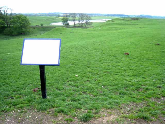 Site of Bishop Middleham Castle - geograph.org.uk - 422461