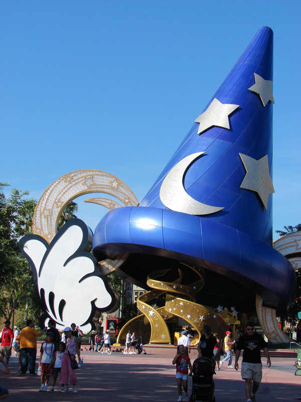 Walt Disney World Resort Sombrero_MGM