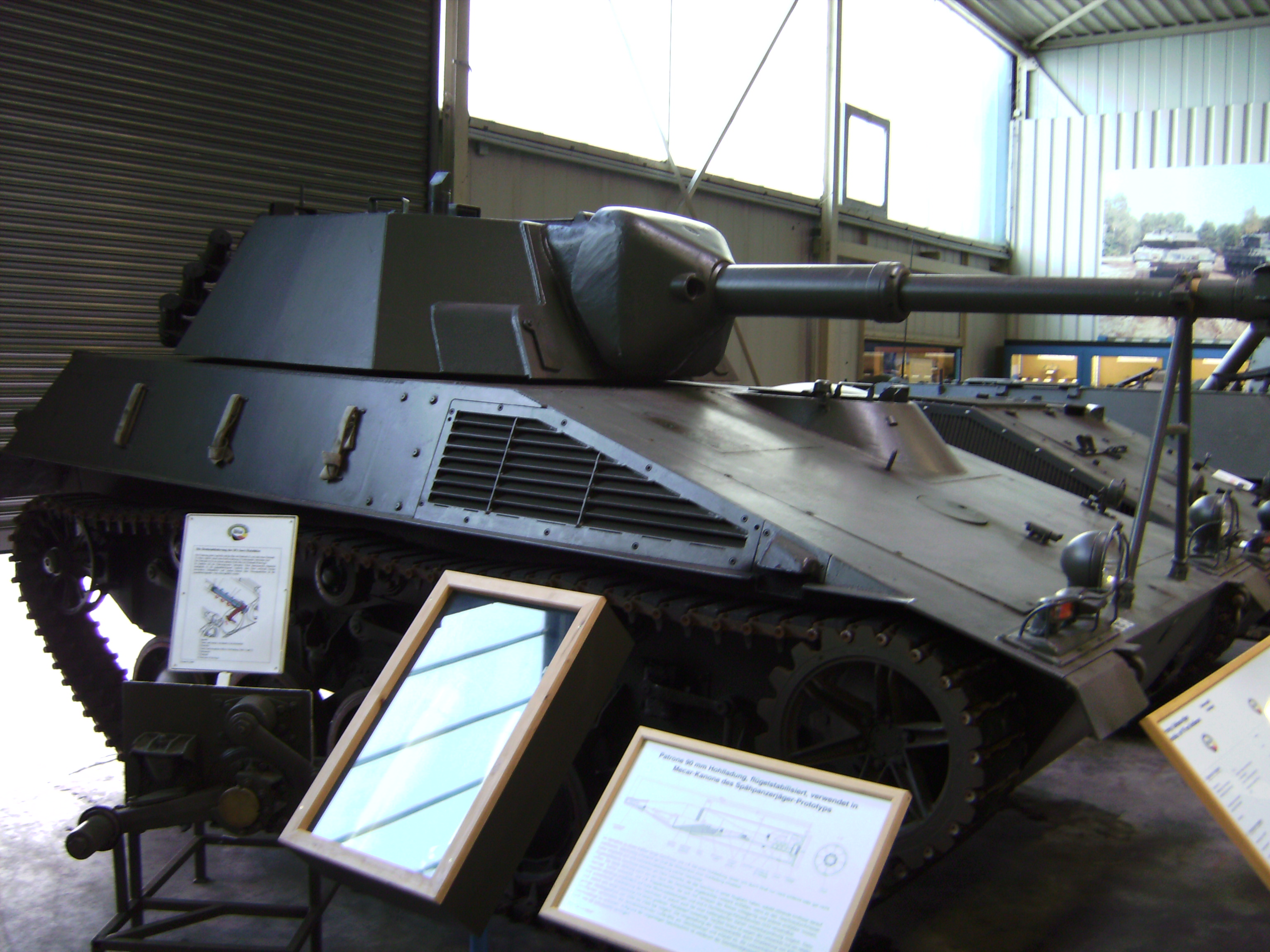 Grille 15 (Tank Destroyer, Germany)