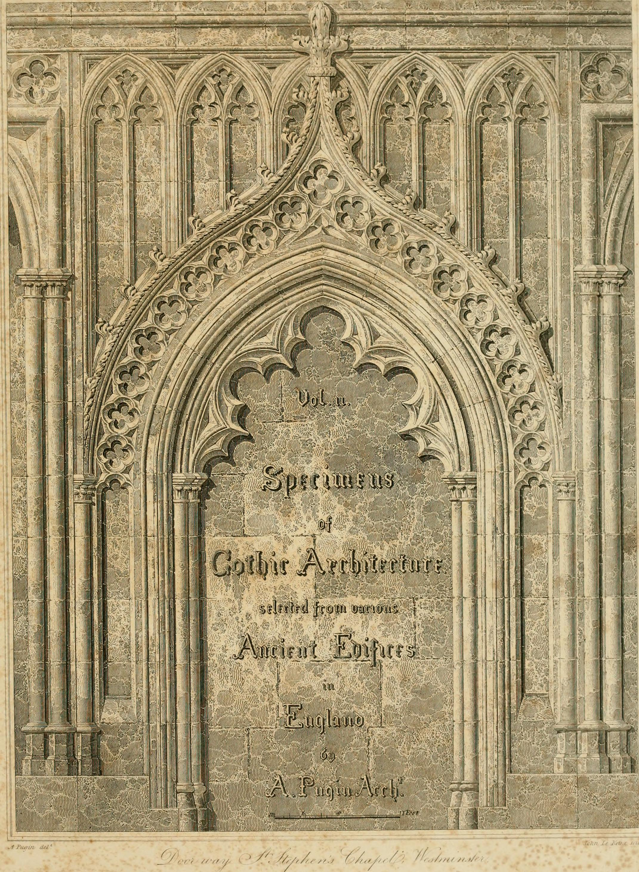 FileSpecimens Of Gothic Architecture Selected From Various Ancient Edifices In England Consisting
