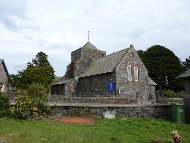 St Luke S Church Torver Wikipedia